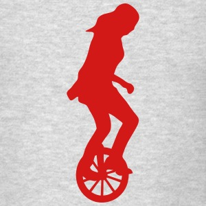 unicycle circus 23 Sportswear - Men's T-Shirt