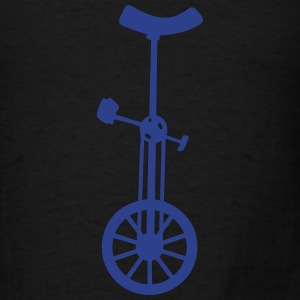 unicycle circus 2 Long Sleeve Shirts - Men's T-Shirt