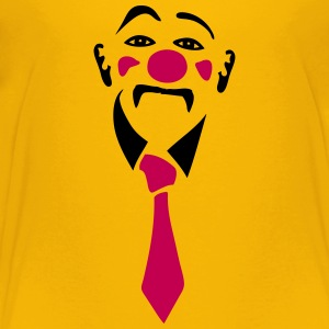 circus clown 406 Kids' Shirts - Toddler Premium T-Shirt