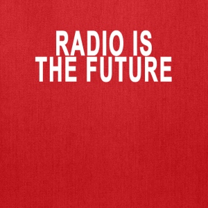 radio_is_the_future_ - Tote Bag