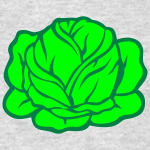cabbage salad vegetable 403 Long Sleeve Shirts - Men's T-Shirt
