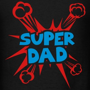super dad explosion 40222 Long Sleeve Shirts - Men's T-Shirt