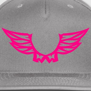 4025 wing 8 T-Shirts - Snap-back Baseball Cap