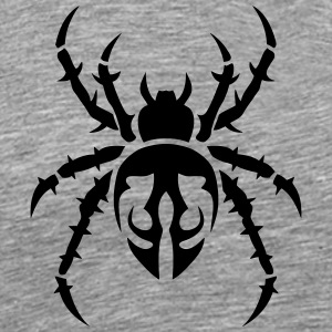 tribal spider spinne 40222 Hoodies - Men's Premium T-Shirt