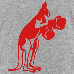 kangaroo boxing glove 402 Kids' Shirts - Toddler Premium T-Shirt