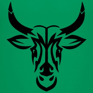 bull tattoo tribal  Kids' Shirts - Toddler Premium T-Shirt