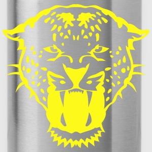 306 leopards wild animal Hoodies - Water Bottle