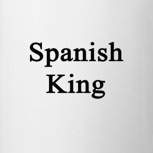 spanish_king T-Shirts - Coffee/Tea Mug