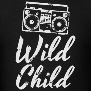 Wild Child - Men's T-Shirt