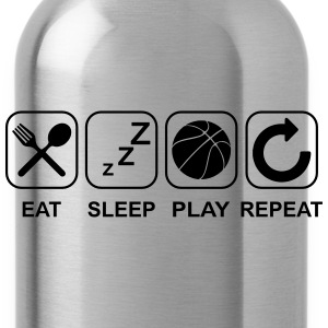 Eat Sleep Play Repeat Sportswear - Water Bottle