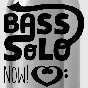 Bassist shirt Bass Solo T-Shirts - Water Bottle