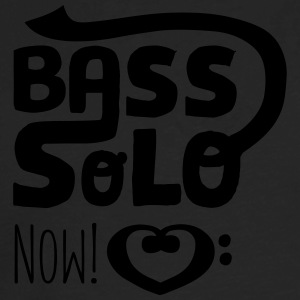 Bassist shirt Bass Solo T-Shirts - Men's Premium Long Sleeve T-Shirt