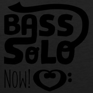 Bassist shirt Bass Solo T-Shirts - Men's Premium Tank