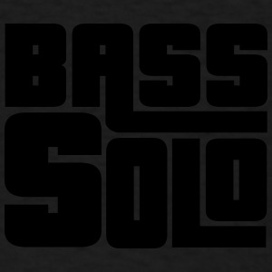 Bassist shirt Bass Solo Sportswear - Men's T-Shirt
