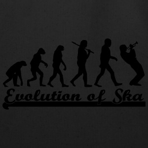 Evolution of Ska Women's T-Shirts - Eco-Friendly Cotton Tote