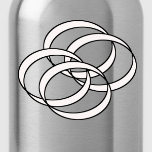 Geometrical circle - Water Bottle