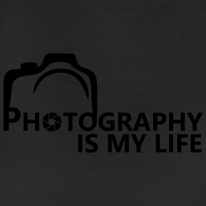 photography is my life T-Shirts - Leggings