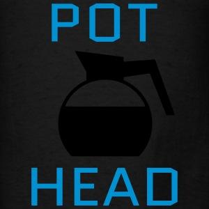 Pot Head Hoodies - Men's T-Shirt