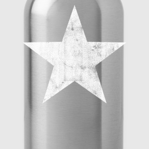 White Star Women's T-Shirts - Water Bottle