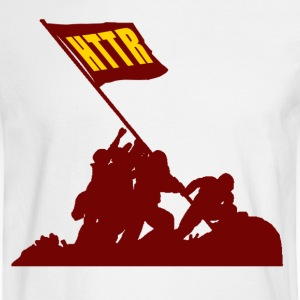 HTTR Redskins - Men's Long Sleeve T-Shirt