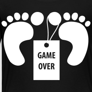 Game over Kids' Shirts - Toddler Premium T-Shirt