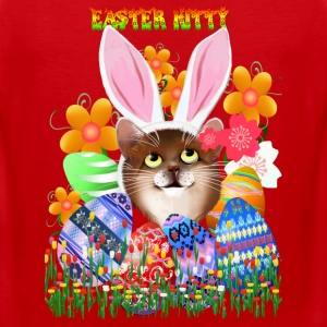 EASTER KITTY - Men's Premium Tank