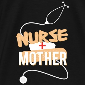 nurse & mother Bags & backpacks - Men's Premium T-Shirt