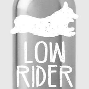 Welsh Corgi Low Rider Women's T-Shirts - Water Bottle