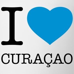 I LOVE CURAÇAO - Coffee/Tea Mug