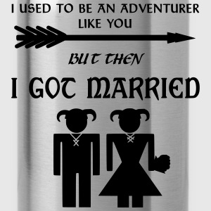 Marriage - Water Bottle
