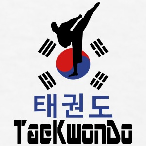 ☯​°Love TaeKwonDo Classic Coffee/Tea Mug°☯ - Men's T-Shirt