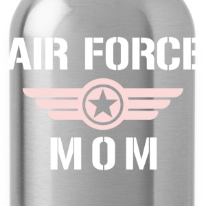 Air Force Mom Women's T-Shirts - Water Bottle
