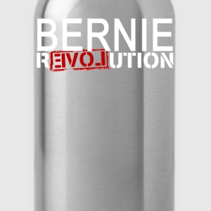 bernie_revolution_shirt_ - Water Bottle