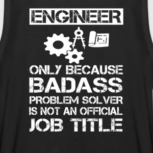 Badass Engineer - Men's Premium Tank