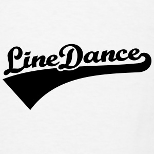 Line dance Mugs & Drinkware - Men's T-Shirt