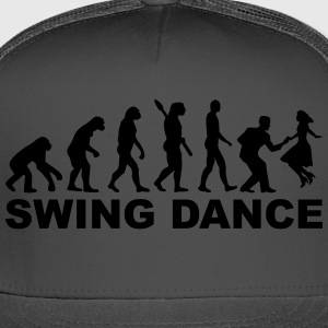 Swing dance T-Shirts - Trucker Cap