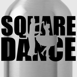 Square dance Women's T-Shirts - Water Bottle