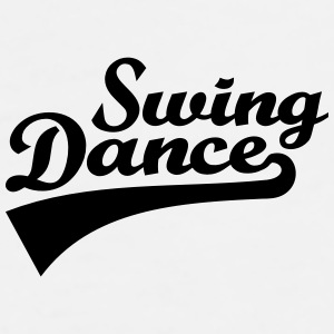Swing dance Mugs & Drinkware - Men's Premium T-Shirt