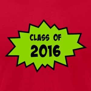 Class of 2016 - Men's T-Shirt by American Apparel