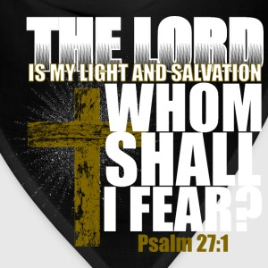 The Lord is my Light and Salvation T-Shirts - Bandana
