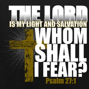 The Lord is my Light and Salvation Hoodies - Men's Premium Tank