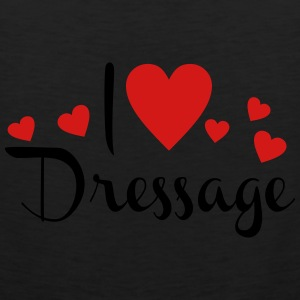 Dressage Women's T-Shirts - Men's Premium Tank