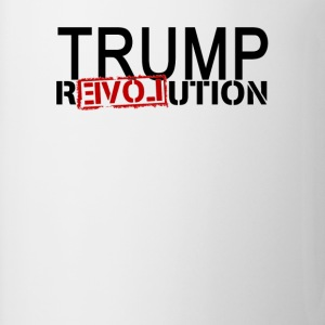 trump_revolution_shirt_ - Coffee/Tea Mug
