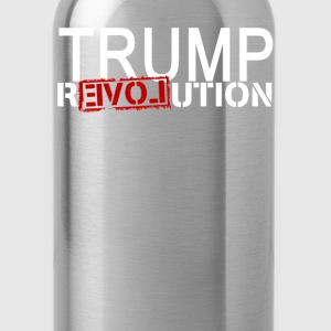 trump_revolution_shirt_ - Water Bottle