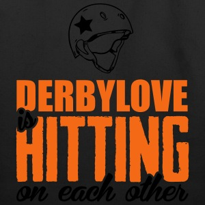 Derbylove is hitting on each other Women's T-Shirts - Eco-Friendly Cotton Tote