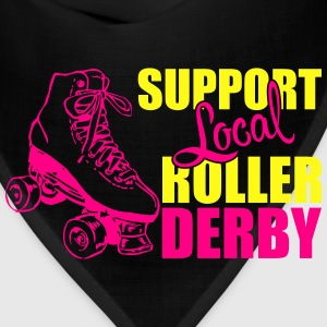 Support local roller derby Tanks - Bandana