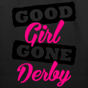 Good girl gone derby Tanks - Eco-Friendly Cotton Tote