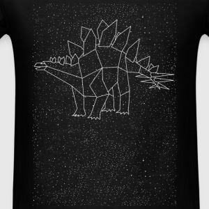 Stegosaurus Constellation Tanks - Men's T-Shirt