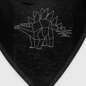 Stegosaurus Constellation Tanks - Bandana