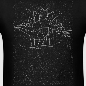 Stegosaurus Constellation Sportswear - Men's T-Shirt